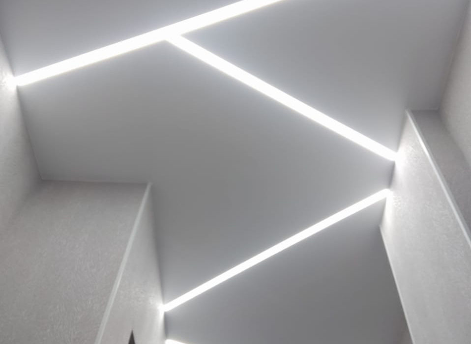 натяжной потолок Центр Сервис Омск