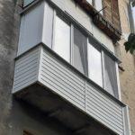 балкон лоджия под ключ Омск