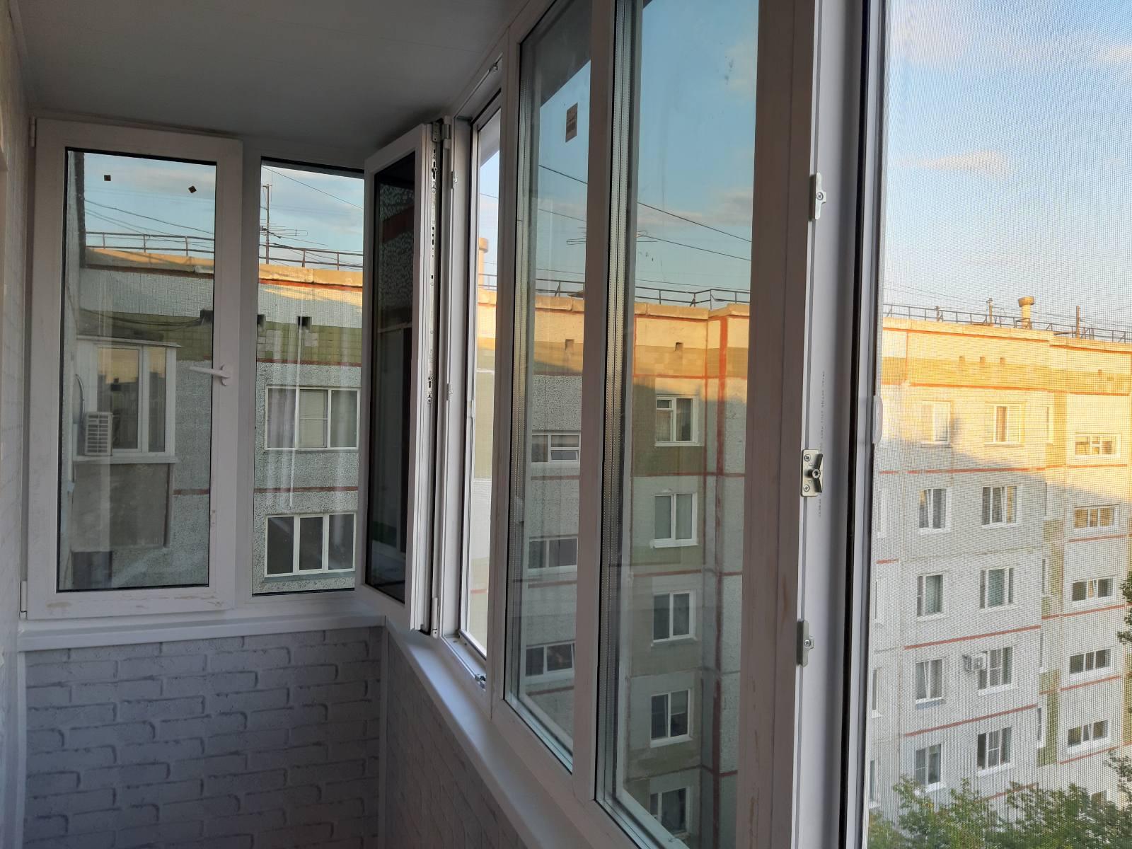 остекление балкона омск 292129